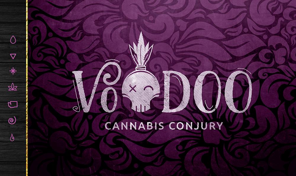Voodoo Cannabis Logo