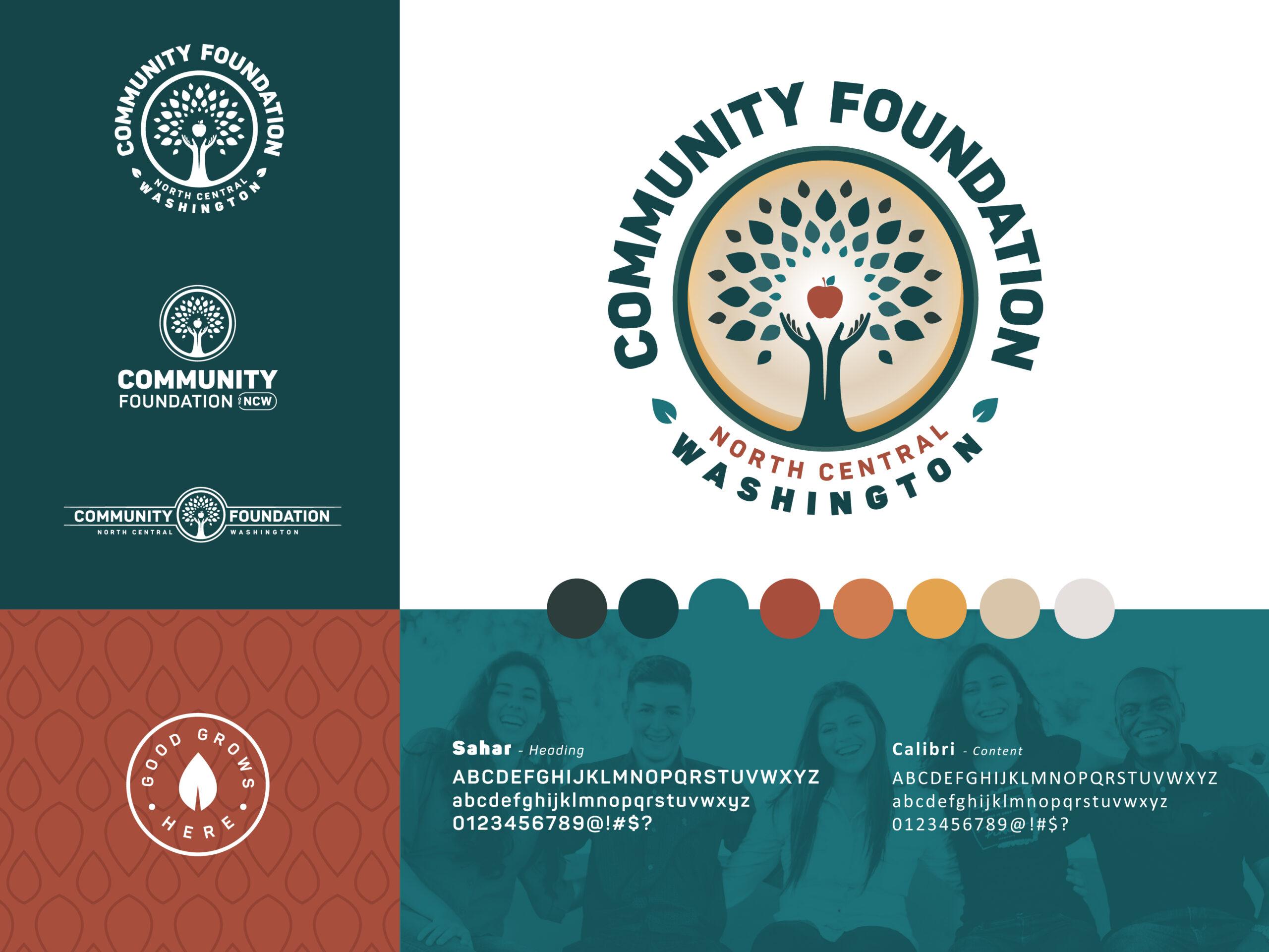 Community Foundation of NCW Logo